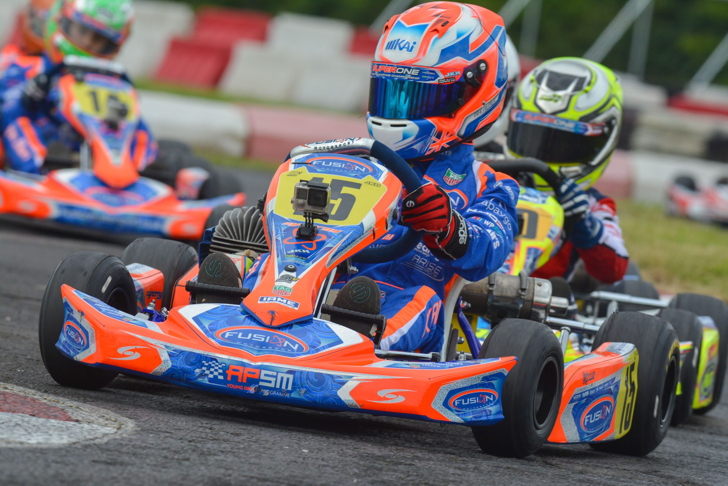 Kai Askey - Fusion Motorsport - Fulbeck - @Kartpix.net